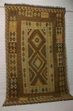 nr 44 Handgewebter ORIGINAL Teppich AFGHAN KILIM KELIM ca 218 x 135 cm. WOLLE