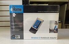 eHome EH101 Wireless G Notebook Adapter