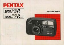 180447 PENTAX ZOOM 70-R/70-R DATE GENUINE INSTRUCTION MANUAL