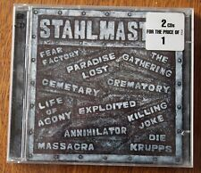 Stahlmaster vol 1, annihilator gathering cemetary exploited ect ...,  2CD