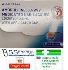 Loceryl Nail Lacquer Nail Treatment 2.5ml