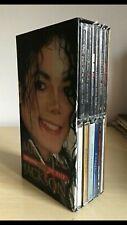 "Cofanetto Raccolta Michael Jackson ""King Of The Pop"" CD DVD"