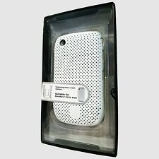 Aegis Uunique shell case for Blackberry Curve 8520 / 9300 - White Mesh