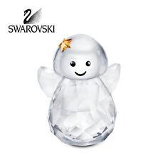 *NIB* SWAROVSKI RETIRED ROCKING ANGEL CHRISTMAS FIGURINE #5103228