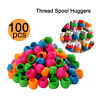 100pcs Thread Spool Huggers / Spool Clamps - for Embroidery,Sewing,Quiliting