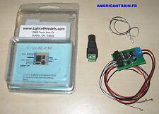Eclairage LED Gas Station Lightening lights4Models