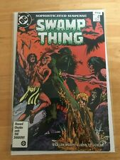 Swamp Thing 48 - High Grade Comic Book - B34-88