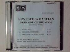 ERNESTO vs BASTIAN Dark side of the moon cd singolo PR0M0 RARISSIMO