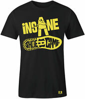 """INSANE SHOE GAME"" T-Shirt to Match Foamposite ""OPTIC YELLOW"" Wu-tang"