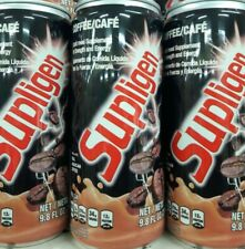 NEW Supligen Coffee 9.8FL OZ (3 Tins)