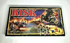Vintage 1993 Risk Board Game ~ The World Conquest Game - Complete