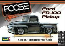 Revell 854426 1/25 1956 Ford truck Car Plastic Model Glue Kit 85 4426 FOOSE