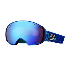 6cd3a7fef20a Bolle Ski Goggles Virtuose 21435 Blue Iceberg Aurora   Lemon Gun
