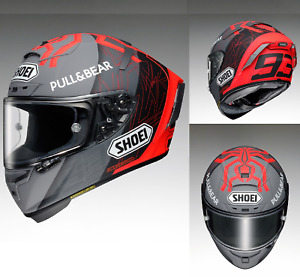 Shoei X-Spirit 3 MM93 TC1 Black Concept 2.0 Full Face Motorcycle Crash Helmet