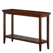 Convenience Concepts Ledgewood Console Table, Espresso - 501099ES