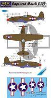 C4866 Macchi C. 202 USAF 1/48 LF Models