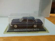edicola sc1/43 mercedes benz w115