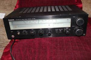 Vintage Technics/Panasonic SA-80L FM/AM/LW Stereo Receiver