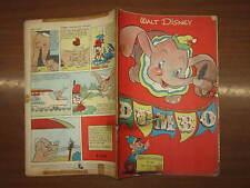 WALT DISNEY ALBO D'ORO SPECIALE N°145 DUMBO 19-2-1949