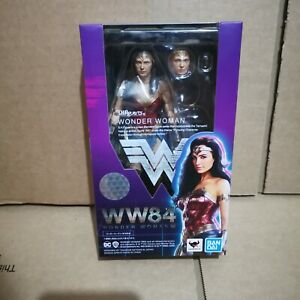 Sh figuarts Wonder Woman 84 Action Figure