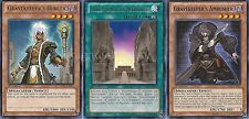 Gravekeeper Budget Deck -Chief - Spy - Necrovalley - Guard - Yugioh  40 Cards NM