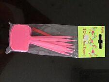 Set beschriftet aus Kermik  #702789 Pflanzstecker für Kräuter 4 tlg