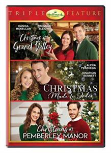 HALLMARK HOLIDAY COLLECTION...-HALLMARK HOLIDAY COLLECTION CHRISTMAS DVD NEW