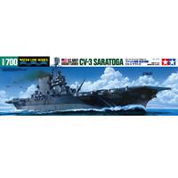 Tamiya 31713 U.S. Navy Aircraft Carrier CV-3 Saratoga 1/700