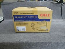 45439001 New Genuine Oki Black Print Cartridge for the B731