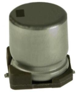 5 x Nichicon 22uF 400V 5101-4  SMD Aluminium Electrolytic Capacitor 105°C