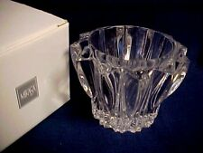 NEW Mikasa Crystal Votive Candle Holder~SIGMA~WX158/610 Japan