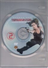 TERMINATOR: THE SARAH CONNOR CHRONICLES ~ Season 1 DVD Set ~ Disc 2 Only