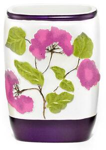 Popular Bath Jasmine Plum Bath Collection - Bathroom Tumbler Cup