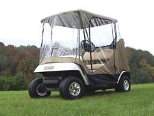 Ez Go Club Car Yamaha Golf Cart Part Deluxe 4-Sided Enclosure