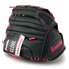 Franklin Youth Tee Ball Fielding Glove 10.5 inch No Break In Gray Pink New