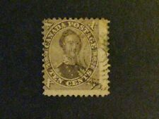 Canada #17b used brown a1910.9643