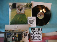 Giving Up, Gthrowing Up, Sophomore Lounge SL-013, Has booklet, insert & poster!