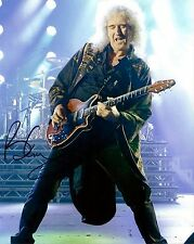 Brian May signed 8x10 photo / autograph Queen