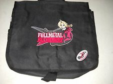 Fullmetal Alchemist ED +blade Mythware black bag messenger book laptop style NEW