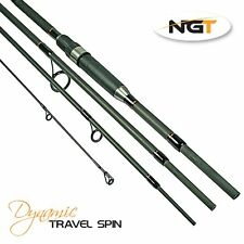 NGT Dynamic Travel Spin - 8ft 4pc Carbon Rod