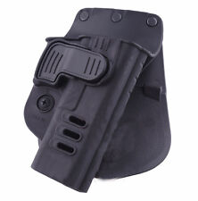 Hunting Handgun Belt GLCH Paddle Holster Fits Gun Glock 17 19 22 23 31 32
