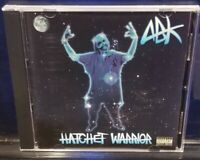 Anybody Killa - Hatchet Warrior CD insane clown posse esham twiztid dark lotus