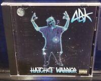 Anybody Killa - Hatchet Warrior CD insane clown posse esham twiztid dark lotus