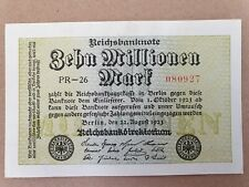 10 Million Mark 1923  from Germany ( Offer 2 )