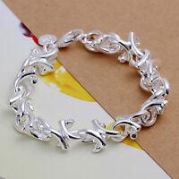 Damenarmband Schmuck Dornen Damen Armband / NEU pl. mit Sterlingsilber DA042 Neu