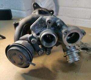 VAG VW AUDI 1.4 TURBOCHARGER WITH MANIFOLD 49373-56035 49373-11032