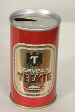 Tecate Beer Can - No Import Info. On Side