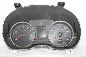 Speedometer Instrument Cluster Subaru XV Crosstrek Panel Gauges 73,252 Miles
