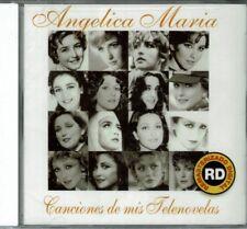 Angelica Maria Canciones de Mis Telenovelas     BRAND  NEW SEALED  CD