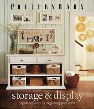 Pottery Barn Storage and Display : Stylish Solutions for Organizing Your Home